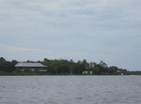 Kayak Ozello Keys In Florida